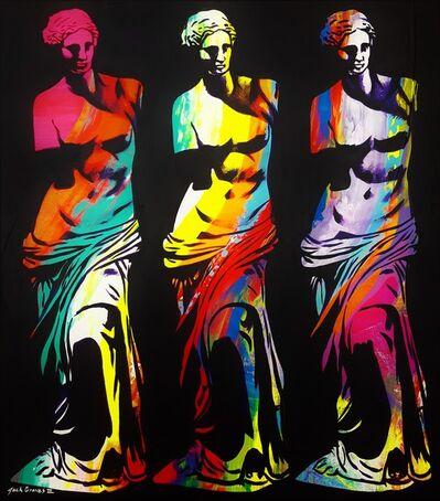 Jack Graves III, 'Venus de Milo x3 Icon II', 2020