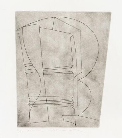 Ben Nicholson, 'Still Life with Curves', 1965