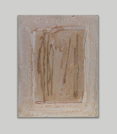 Adja Yunkers, 'String Drawing #7', 1981