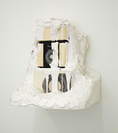 Christoph Rütimann, '2 Kilogramm 975 Gramm / 4 Kilogramm 850 Gramm in Gypsum', 2005