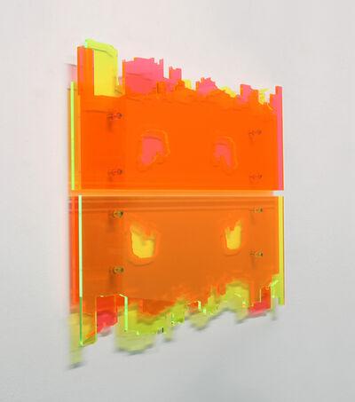 Francesco Candeloro, 'Altre Luci (Beirut)', 2013