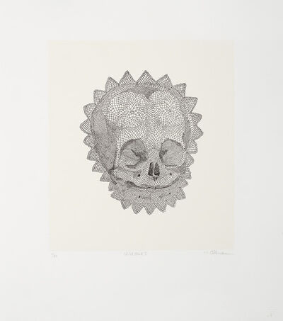 Walter Oltmann, 'Child Skull I', 2012