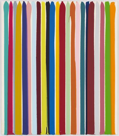 Ian Davenport, 'B43031 Special Edition Monograph with original Art', 2014