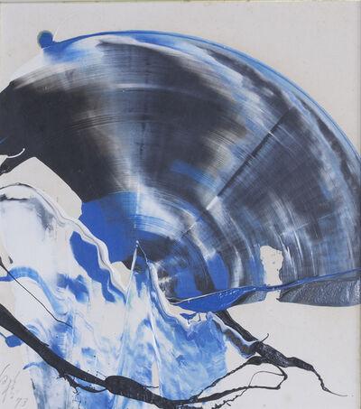 Kazuo Shiraga, 'Work', 1973