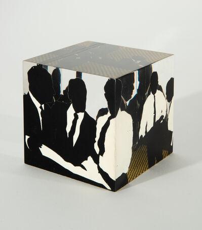 Idelle Weber, 'Cube', 1968