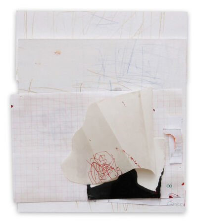 Harald Kröner, '12.06.10 (Abstract work on paper)', 2010