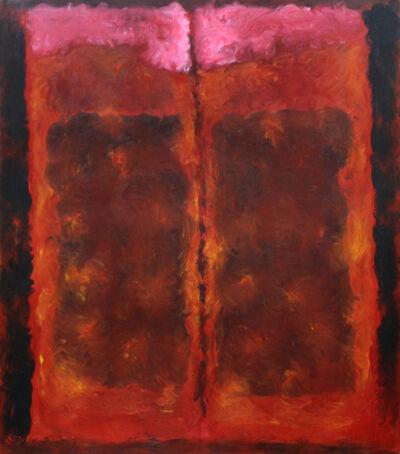 Albert McEwen, 'La Môme à L'eau de Rose', 1997