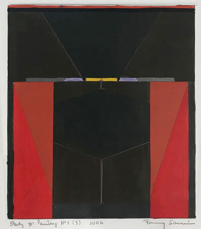 Fanny Sanin, 'Study for Painting No. 2 (2)', 2008