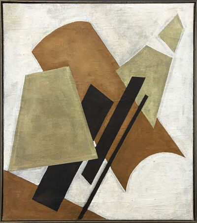 Wassili Scherischew, 'COMPOSITION', 1925