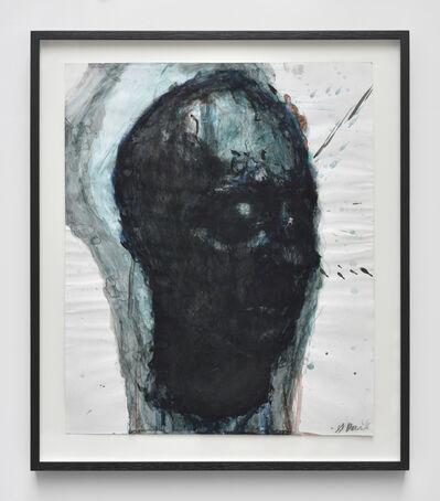 Arnulf Rainer, 'Portrait de Jacques II', 1980-81