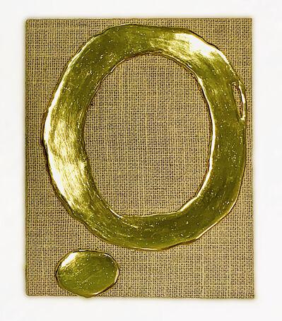 Nancy Lorenz, 'Gold Circle', 2019
