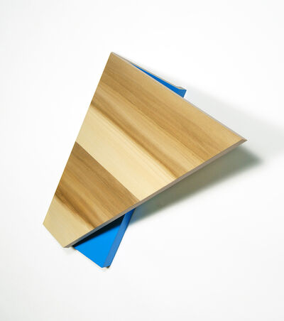 Richard Bottwin, 'Triangle.1', 2018