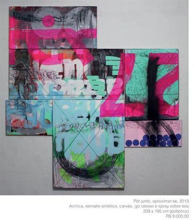 Guilherme Callegari, 'Pôr Junto, Aproximar-se', 2013