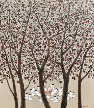 Sanzi, '话秋 A Feast in Autumn'