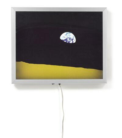 Kota Ezawa, 'Earth From Moon', 2005