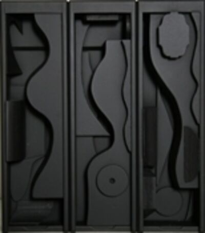 Louise Nevelson, 'Night Blossom', 1973