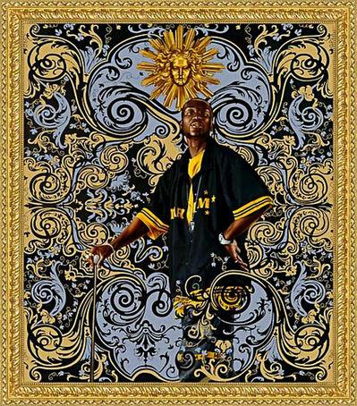 Kehinde Wiley, 'Towel', 2008