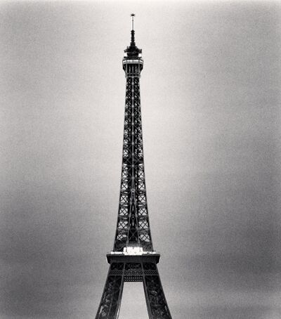 Michael Kenna, 'Eiffel Tower, Study 11, Paris, France', 2013
