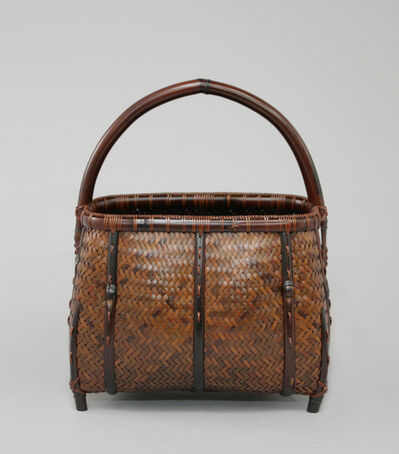 Fujinuma Noboru, 'Wildflower Collection Basket', 2009