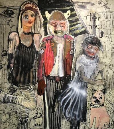 Juliane Hundertmark, 'After hours', 2020