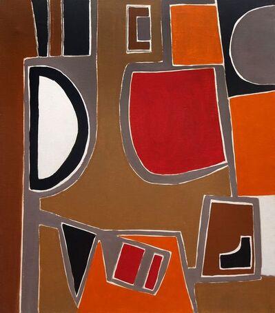 George Vranesh, 'Seated Man', 1956