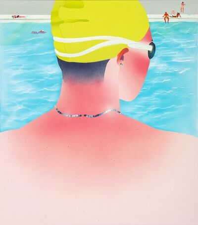 Yang-Tsung Fan, ' Fan-shaped sunburn', 2014
