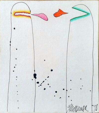 Sadamasa Motonaga, 'Work', 1978