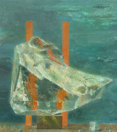 Walter Murch, 'Glass', 1954