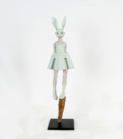 Helen Merrigan Colfer, 'White Rabbit', 2019