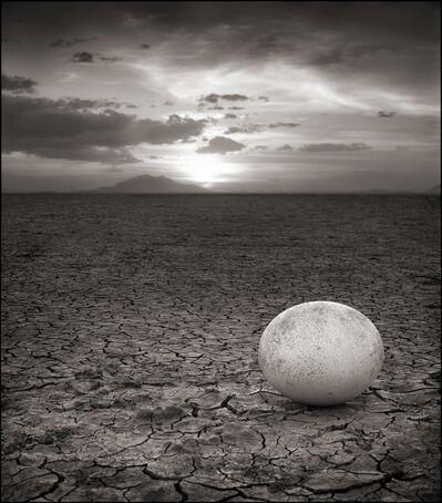 Nick Brandt, 'Abandoned Ostrich Egg, Amboseli 2007', 2007