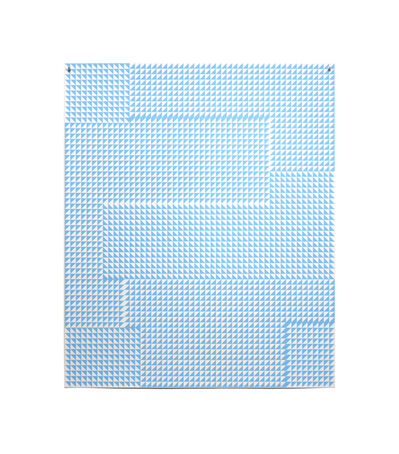 Giulia Ricci, 'ALTERATION/DEVIATION, Light Blue #6', 2020