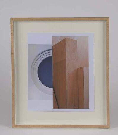 Xavier Veilhan, 'Collage n°21', 2017