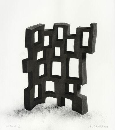 David Nash, 'Habitat', 2013