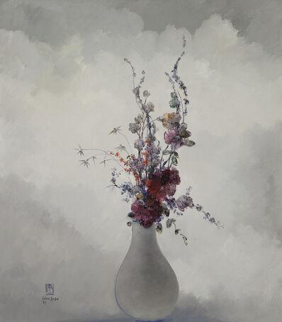 Leon Dabo, 'Vase Blanc', 1937