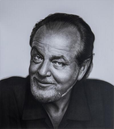 Jorge Dáger, 'John Joseph Nicholson | Jack Nicholson', 2017
