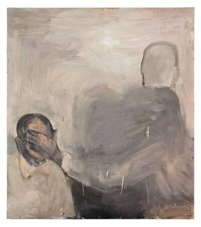 Michele Bubacco, 'Quattro figure nel paesaggio', 2014