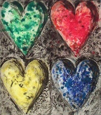 Jim Dine, 'Watercolor in Galilee ', 2001