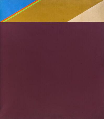 Hsiao Chin 蕭勤, 'Taglio - 16', 1973