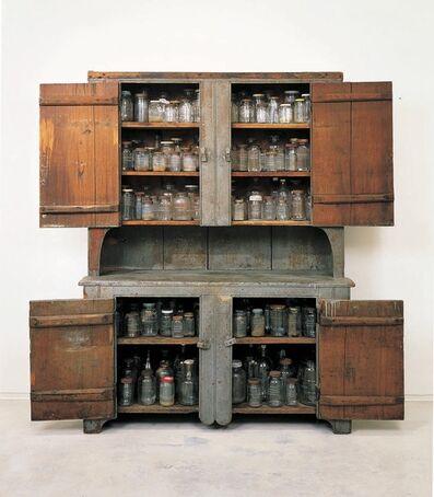 "Mel Ziegler, '""Grandma's Cupboard"" '"