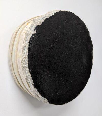 Otis Jones, 'Small Black Circle', 1999