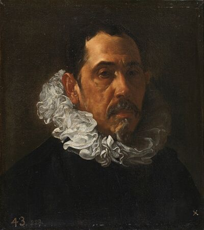 Diego Velázquez, 'Francisco Pacheco', ca. 1620