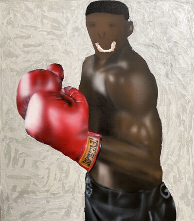 Evgen Copi Gorisek, 'Who's Gonna Punch Me Now', 2020