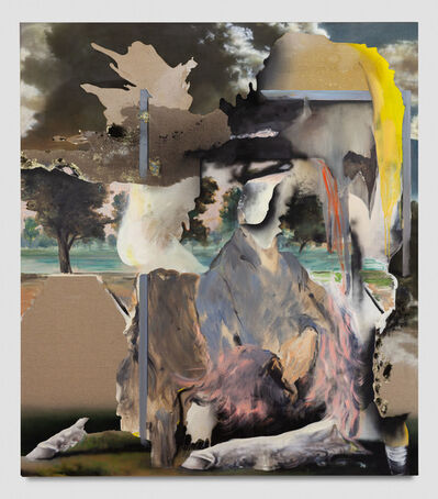 Annie Lapin, 'The On In Outs (heap 5)', 2019