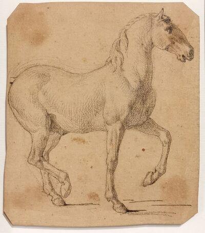Théodore Géricault, 'Horse study', 1791-1824