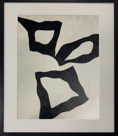 Hans Arp, 'Placed According to the Laws of Chance', 1951-1952