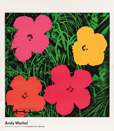 After Andy Warhol, 'Andy Warhol November 21-December 28, 1964/Leo Castelli...', 1964