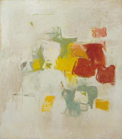 Esteban Vicente, 'Yellow world', 1950