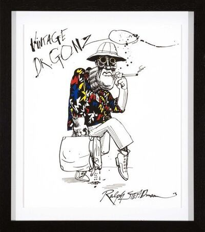 Ralph Steadman, 'Vintage Dr. Gonzo - Proof', 2018