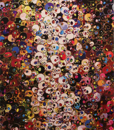 Takashi Murakami, 'I Do Not Rule My Dreams', 2011