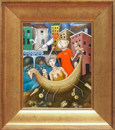 Salvador Di Quinzio, 'The Abduction of Helen II', 2018
